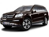 mercedes gl klass x164
